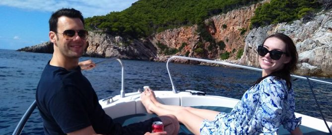 """DISCOVER NATURE AND FIND ADVENTURE WITH OUR """"DUBROVNIK BOATS"""""""